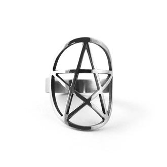 inel KILLSTAR - Pentagramă - KIL094