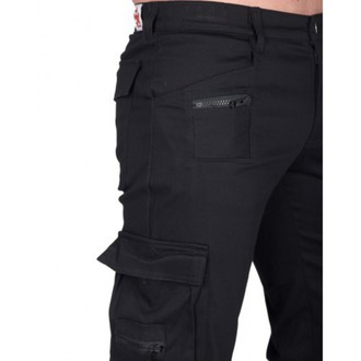 pantaloni bărbați NEGRU PISTOL - Luptă Pantaloni dril - (Negru), BLACK PISTOL