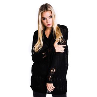 pulover (unisex) KILLSTAR - Ciudat Knit - Negru, KILLSTAR