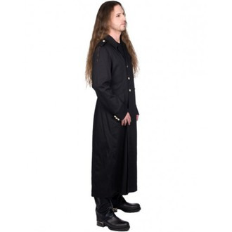 haină a bărbaţilor NEGRU PISTOL - Armată Haină dril - NEGRU, BLACK PISTOL