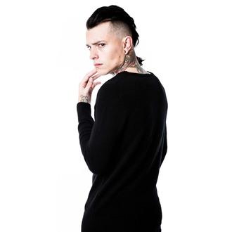 pulover (unisex) KILLSTAR - Mele ochi - Negru, KILLSTAR