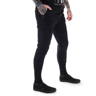 pantaloni (unisex) KILLSTAR - FTW - Negru, KILLSTAR