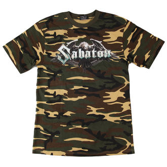 tricou stil metal bărbați Sabaton NUCLEAR BLAST N433, NUCLEAR BLAST, Sabaton