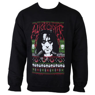 hanorac bărbați Alice Cooper - Holiday 2015 - ROCK OFF, ROCK OFF, Alice Cooper