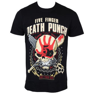 tricou stil metal bărbați Five Finger Death Punch - Zombie Kill - ROCK OFF, ROCK OFF, Five Finger Death Punch