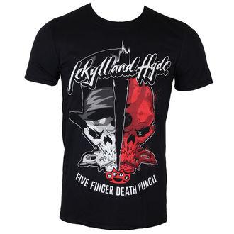 tricou stil metal bărbați Five Finger Death Punch - Jekyll & Hyde - ROCK OFF, ROCK OFF, Five Finger Death Punch