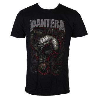tricou stil metal bărbați Pantera - Serpent Skull - ROCK OFF, ROCK OFF, Pantera