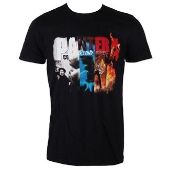 tricou stil metal bărbați Pantera - Album Collage - ROCK OFF, ROCK OFF, Pantera