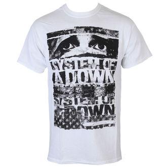 tricou stil metal bărbați System of a Down - Torn - ROCK OFF, ROCK OFF, System of a Down
