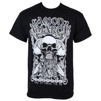 tricou stil metal bărbați Amon Amarth - Bearded - Just Say Rock, Just Say Rock, Amon Amarth
