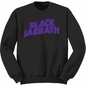 hanorac copii Black Sabbath - Wavy Logo - ROCK OFF, ROCK OFF, Black Sabbath