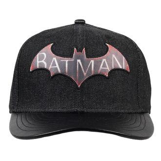 șapcă Batman - Logo Arkham Cavaler - Negru - LEGENDĂ, LEGEND