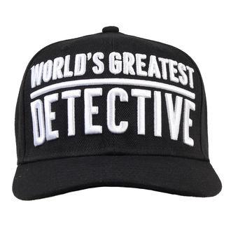 șapcă Batman - Cel mai mare Detectiv - Negru - LEGENDĂ, LEGEND
