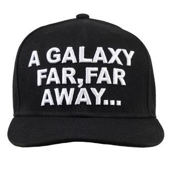 șapcă STEA WARS - A Galaxie Departe Departe Departe - Negru - LEGENDĂ, LEGEND
