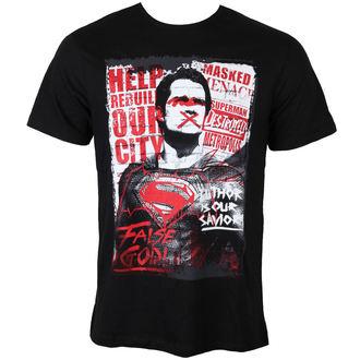 tricou cu tematică de film bărbați Batman - Superman Anti-Hero - LEGEND, LEGEND