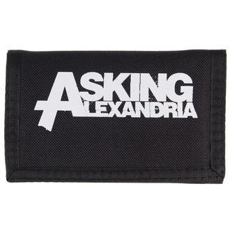 portofel Asking Alexandria - Logo - PLASTIC HEAD, PLASTIC HEAD, Asking Alexandria