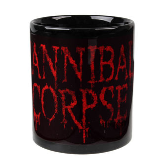 Cană Cannibal Corpse - Dripping Logo - PLASTIC HEAD, PLASTIC HEAD, Cannibal Corpse