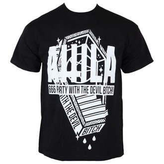 tricou stil metal bărbați Attila - Coffin - PLASTIC HEAD