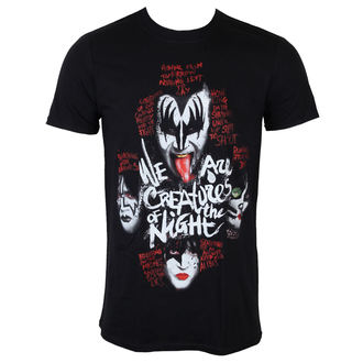 tricou stil metal bărbați Kiss - Creatures - PLASTIC HEAD, PLASTIC HEAD, Kiss
