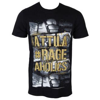 tricou stil metal bărbați Attila - Rageaholics - PLASTIC HEAD, PLASTIC HEAD, Attila