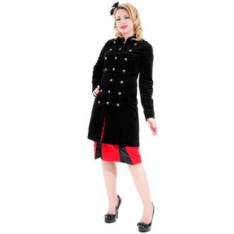 haină femei primăvară / toamnă INIMI ȘI ROSES - Cyber rave, HEARTS AND ROSES