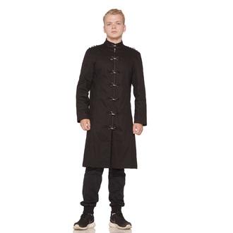 haină a bărbaţilor primăvară / toamnă INIMI ȘI ROSES - Negru Strâmtoare, HEARTS AND ROSES