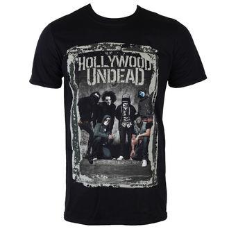 tricou stil metal bărbați Hollywood Undead - Cement Photo - PLASTIC HEAD