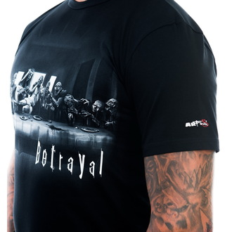 tricou bărbați - Betrayal - ART BY EVIL, ART BY EVIL