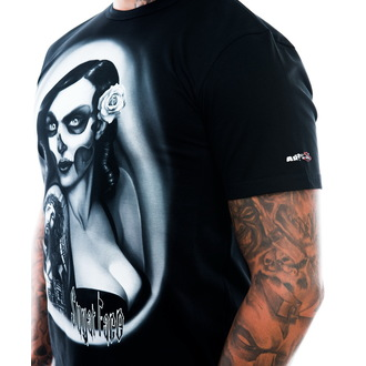 tricou bărbați - Sugar Face - ART BY EVIL, ART BY EVIL