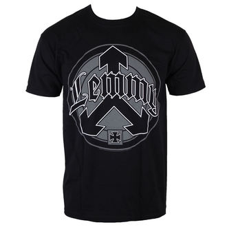 tricou stil metal bărbați Motörhead - Lemmy Arrow Logo - ROCK OFF, ROCK OFF, Motörhead