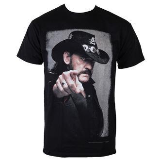 tricou stil metal bărbați Motörhead - Lemmy Pointing Photo - ROCK OFF, ROCK OFF, Motörhead