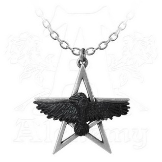 colier ALCHEMY GOTHIC - -Fantoma Seer - P760