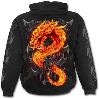 hanorac cu glugă copii - Fire Dragon - SPIRAL, SPIRAL