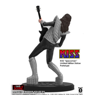 figurină KISS - The Spaceman - KNUCKLEBONZ, KNUCKLEBONZ, Kiss