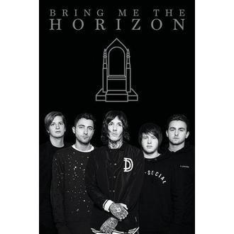 poster Bring Me The Horizon - Trupa - PYRAMID POSTERS, PYRAMID POSTERS, Bring Me The Horizon