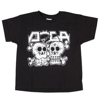 tricou stil metal copii Doga - Black -, Doga