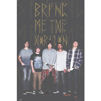 poster Bring Me The Horizon - grup Negru, GB posters, Bring Me The Horizon