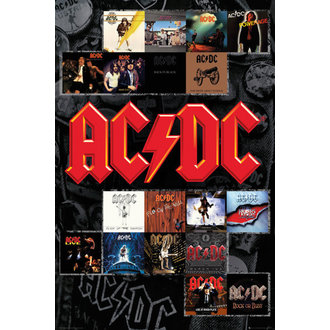 poster AC / DC - capace - GB posters, GB posters, AC-DC