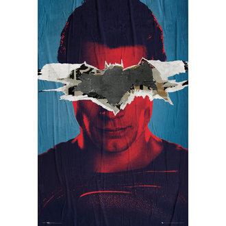 poster Batman vs Supraom - Supraom reclamă - GB posters, GB posters