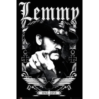 Poster Lemmy - Datele - GB posters, GB posters, Motörhead