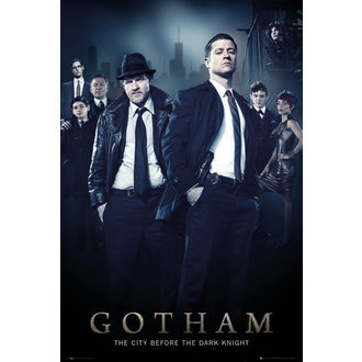 poster Gotham - arunca - GB posters, GB posters
