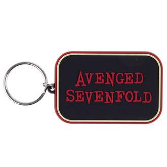 breloc (pandantiv) Avenged Sevenfold - Logo - Bravado, BRAVADO, Avenged Sevenfold