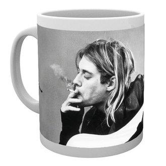 Cană Kurt Cobain - Smoking - GB posters, GB posters, Nirvana