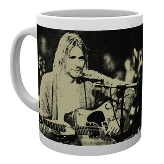 Cană Kurt Cobain - Unplugged - GB posters, GB posters, Nirvana