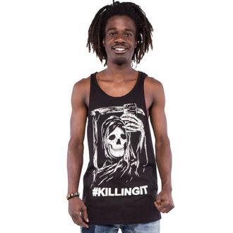 top bărbați IRON FIST - Killingit - Grafic - Negru, IRON FIST