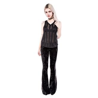 pantaloni femei IRON FIST - Janis - Negru, IRON FIST