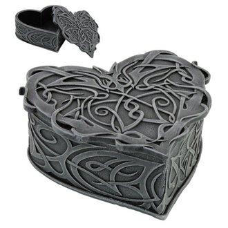 decorațiune (cutie) celtic inimă