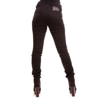 pantaloni femei POIZEN INDUSTRIES - miez - Negru, VIXXSIN