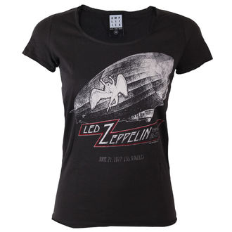 tricou stil metal femei Led Zeppelin - AMPLIFIED - AMPLIFIED, AMPLIFIED, Led Zeppelin