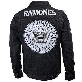 sacou primăvară/ toamnă bărbați Ramones - Seal - BRAVADO - 95222041